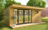 Design the perfect garden offices in your garden ...