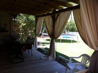 Patio curtains  For beautiful patio  CareHomeDecor