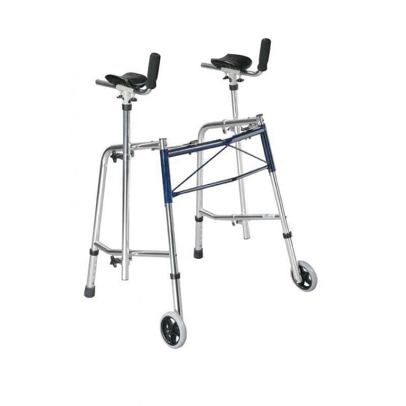 Forearm Platform Attachment for Glider Walker Model