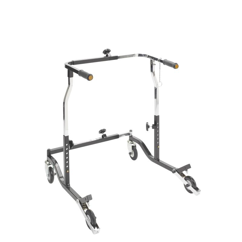 Bariatric Heavy Duty Anterior Safety Roller, 500lbs Weight