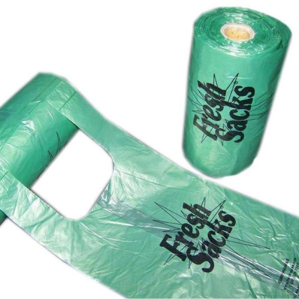 Fresh Sack 250' Degradable Scented Disposable Diaper