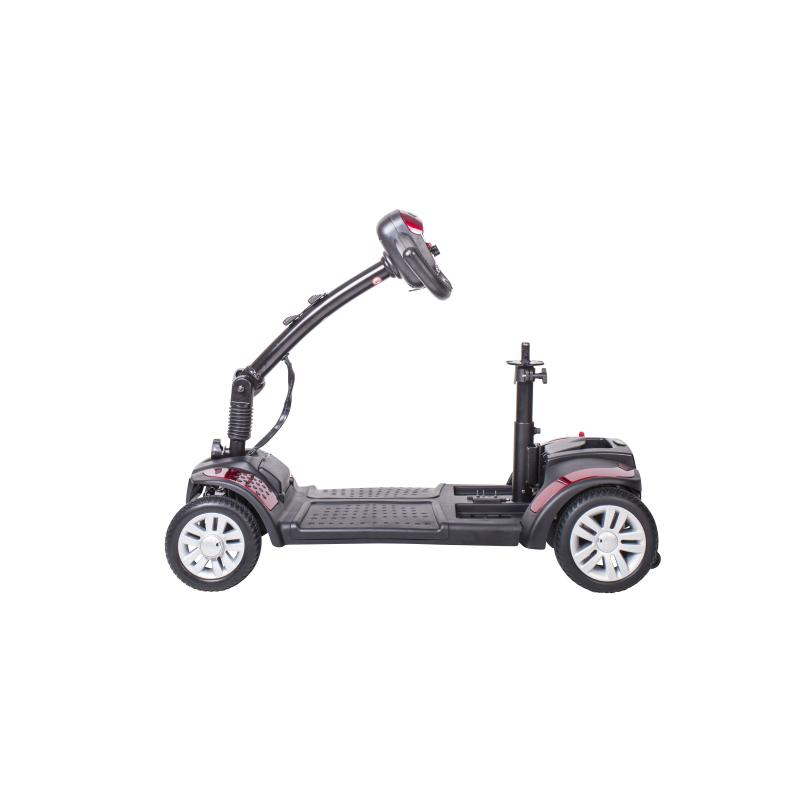 Spitfire EX Travel 4-Wheel Mobility Scooter 21AH Bettery