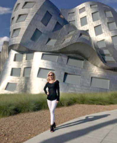 Kim Campbell, CareLiving, Cleveland Clinic, Frank Gehry