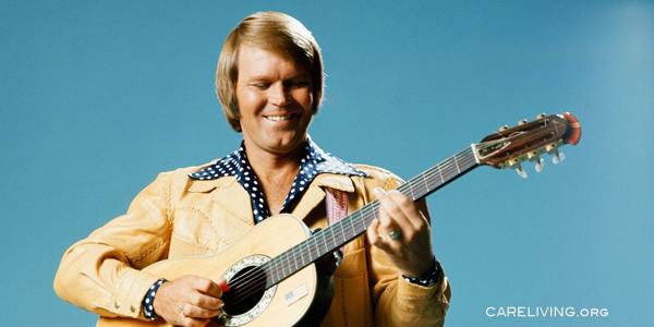 Glen Campbell Smile
