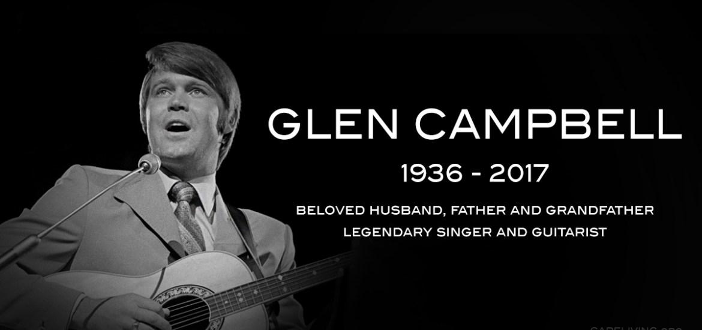 Glen Campbell Memorial - CareLiving.org