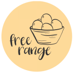 free-range-badge
