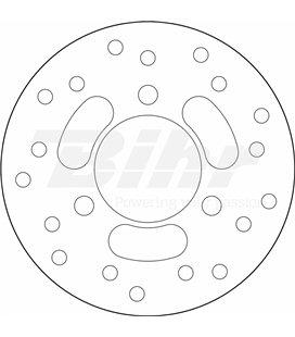 Discos De Freno Brembo Para Moto Sym 200 Hd Evo Compra