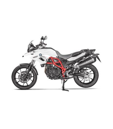 Bmw F 700 Gs Abs 2017-2017 Tubo Escape Akrapovic Tubos De