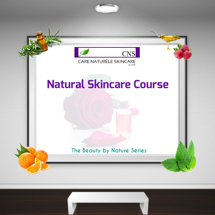 Advanced Natural Skincare Course