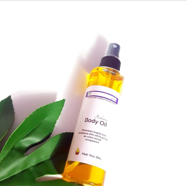 Radiance Body Oil
