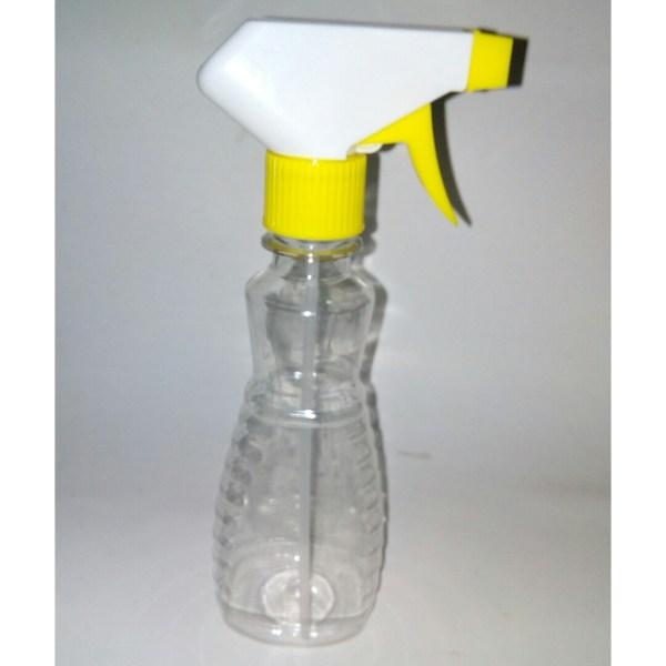Spray bottle yellow