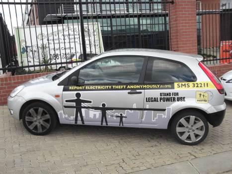 brand a car for car money