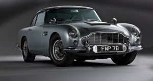 cars james bond used throughout history