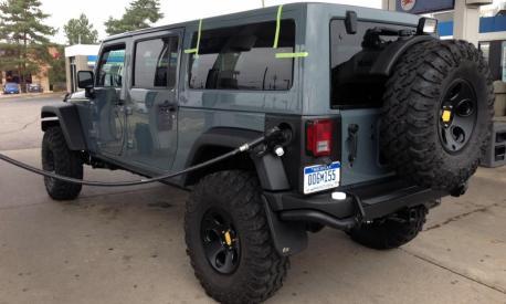 american concept car Jeep