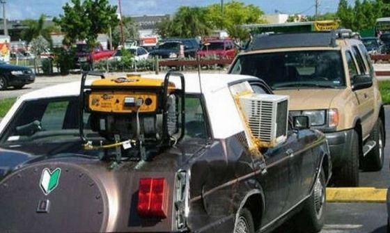 house-air-conditioner-on-car