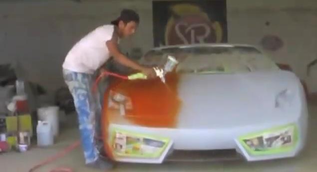 Would You Want A Build It By Yourself Lamborghini Murcielago Lp670