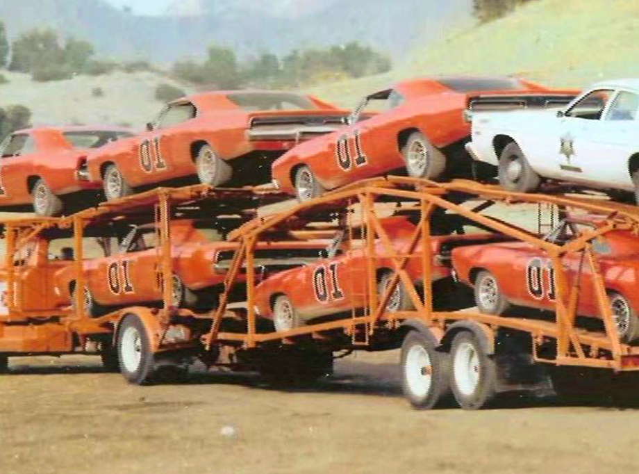 Where Did All The General Lee Dodge Chargers Go Care Of Cars