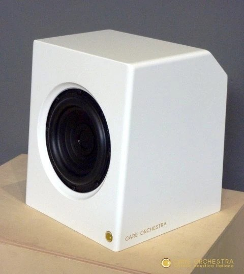 Subwoofer Attivo Earthquake 3.0