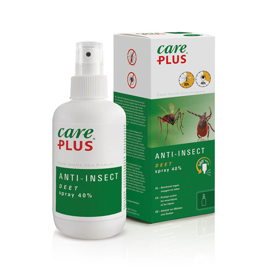 Care Plus Anti-Insect Deet 40% spray - 200 ml