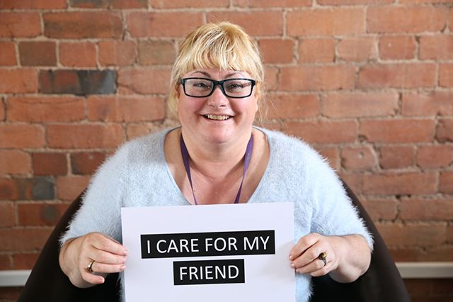 Happy to everyone looking after a friend living with dementia, illness, disability, mental health issues or a substance misuse problem. Get in touch if you need any support, information or advice on 0113 380 4300.