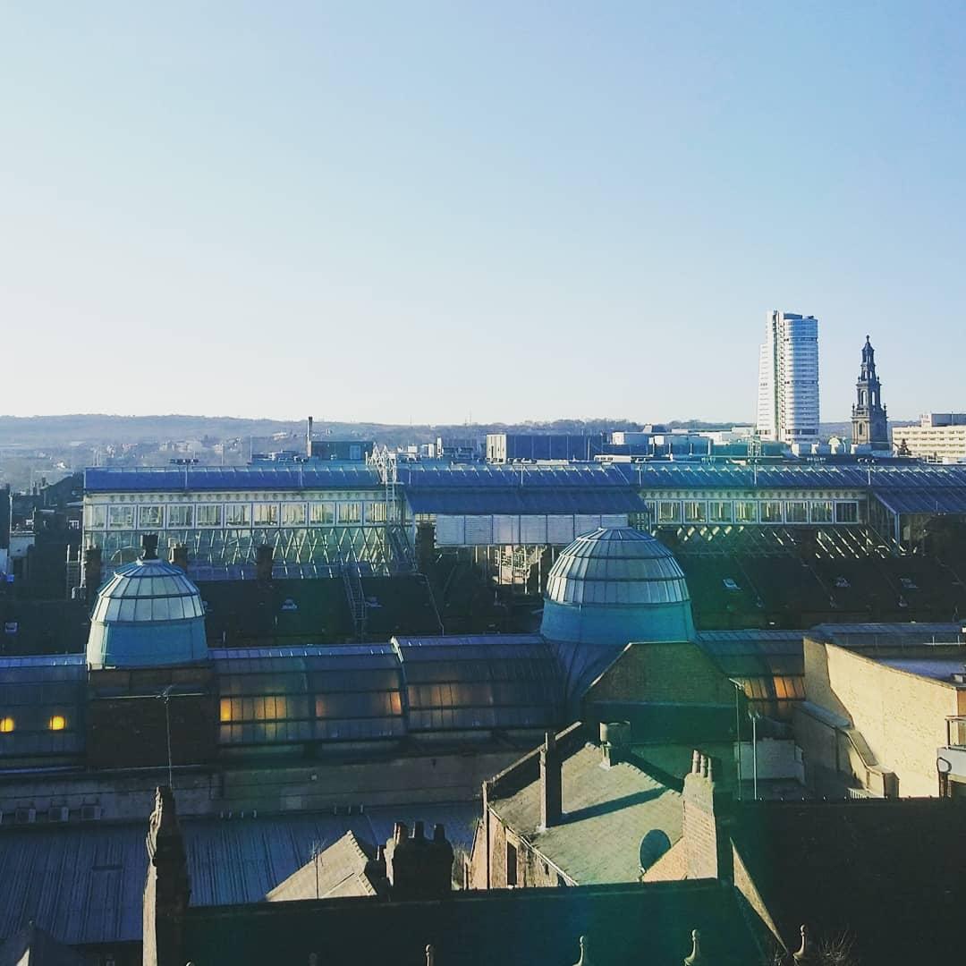 Leeds, you're looking wonderful today!