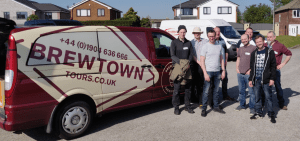 Brewtown Tour with The Jigsaw Tree