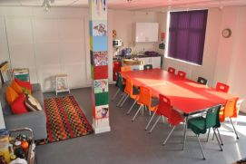 The YC Zone - A new place for Young Carers to meet. Thanks to all who supported us!