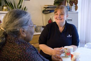 Social care referral