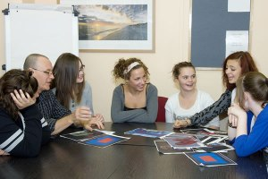 Young adult carers