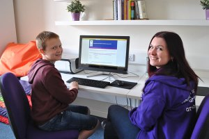 Young carer referral
