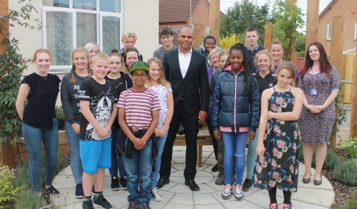 Bristol City Mayor meets Young Carers Voice