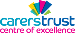 Carers Trust Centre of excellence logo