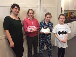 Birthday Celebrations at our 'Heros Group'