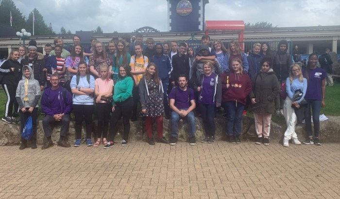 Young Carers at Alton Towers