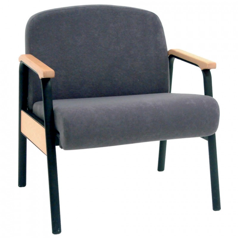 staples stacking chairs eames rocking chair bariatric arm 340kg (anti-bacterial vinyl upholstery)