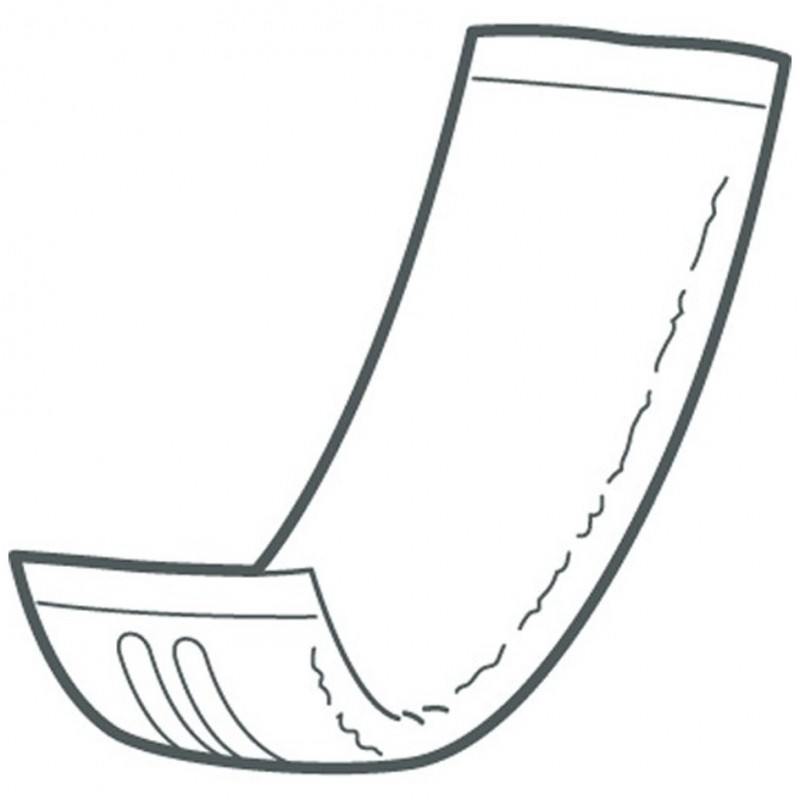 Lille Classic Rectangular Pads PE Backed Mini