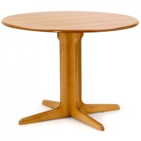 Pedestal Dining Table Small