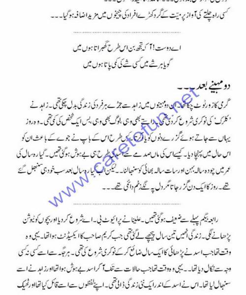 urdu novel