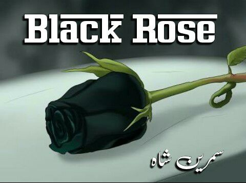 Black Rose Episode 4 by Samreen Shah Urdu Novel