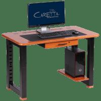 Small Shelf for Loft Desk, Cherry - Caretta Workspace
