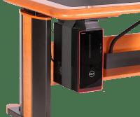 Cpu Under Desk Mount - Hostgarcia
