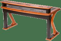 Premium Wood Desktop Riser Shelf Full - Caretta Workspace