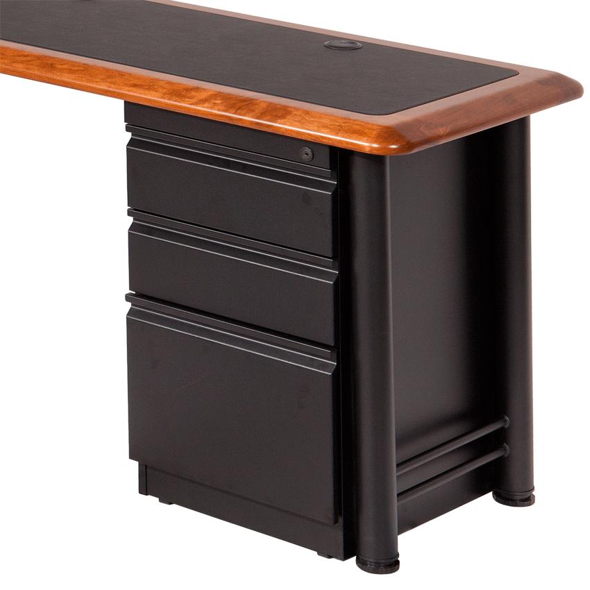 Box Box File Cabinet For L Shaped Desks Caretta Workspace