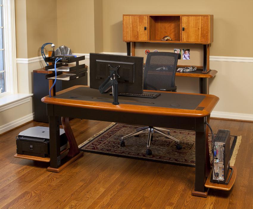 Artistic Printer Shelf