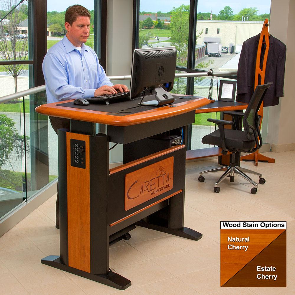 Concierge Desk  Caretta Workspace