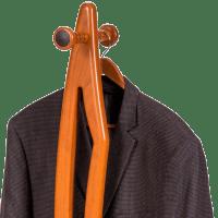 Premium Wood Coat Tree - Caretta Workspace