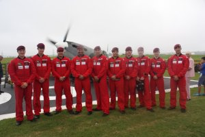 Red Devils Freewill Display Team