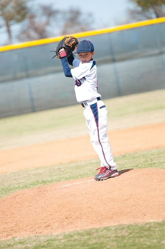 Protect youth pitchers from elbow and shoulder injuries