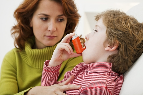 Breathe easy after a childhood asthma diagnosis