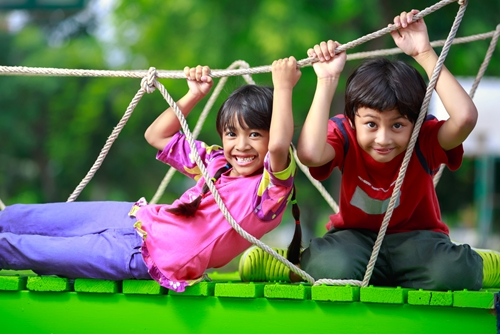 5 important playground safety tips